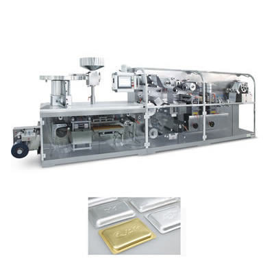 High-speed Tropical Aluminum Blister Packing Machine