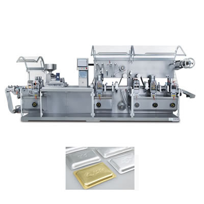 ALU-PVC-ALU(Tropical ALU) Blister Packing Machine