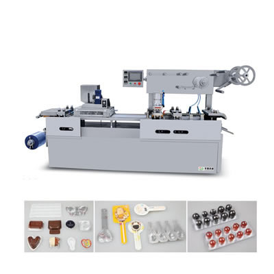 Flat-plate Automatic Blister packing Machine ( Lathe guide rail type )